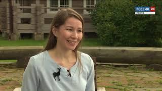 Вести-24.Интервью Юлия Пересильд
