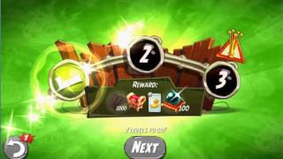 Beat The Daily Challenge King Pig Panic Completed 1,2 Not Completednd Level 3  Angry Birds 2 Tuesday
