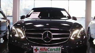Фото с обложки Покупка Mercedes-Benz E200 W212. Жизнь Удалась? Обзор От Лиса Рулит.