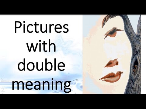 №006 Pictures with double meaning