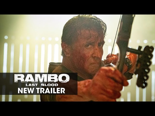 Rambo: Last Blood (2019 Movie) New Trailer - Sylvester Stallone