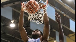 ICTV: UNC's Best Dunks from Day One in Bahamas