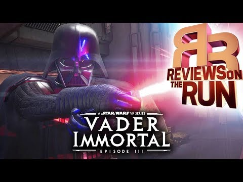 Vader Immortal: Episode III VR Review - Electric Playground