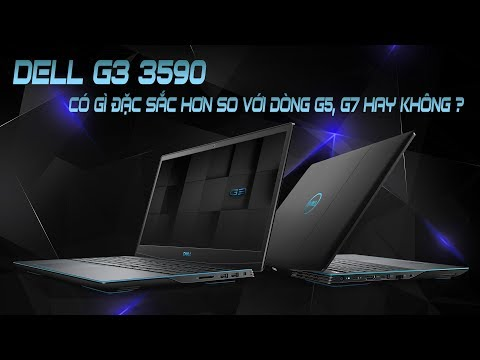 Sự Thật Về Chất Lượng Laptop Gaming Dell Inspiron G3 3590 Giá Rẻ Cấu Hình Khủng
