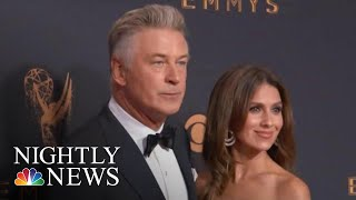 Hilaria Baldwin Announces That She May Be Having A Miscarriage | NBC Nightly News