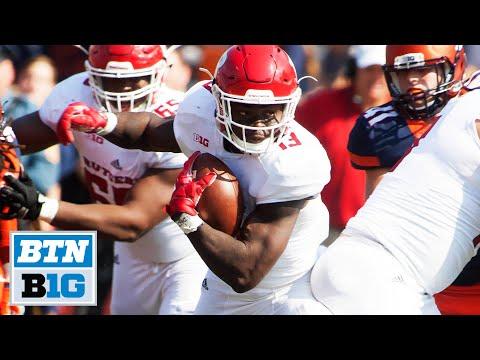 2017 Rutgers at Illinois | Oct. 14, 2017 | Big Ten Football