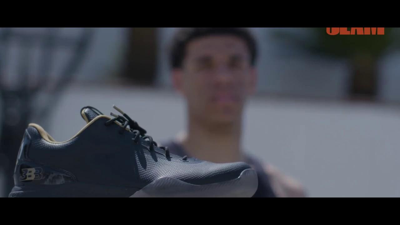 Lonzo Ball Zo2 Commercial W Jacob Satorius Youtube