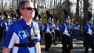 Bear Grass Charter School Marching Band