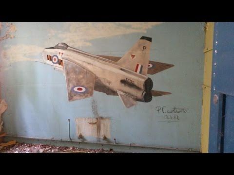 RAF Driffield: Staxton Wold Site (Short Version)