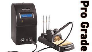 Instant Heat - Pro Grade Thermaltronics Soldering Stations w/Curie Heat Technology