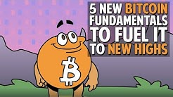 5 NEW Fundamentals To Fuel Bitcoin To $75,000+