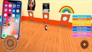 NO ELIJAS LA PUERTA EQUIVOCADA en ROBLOX en el MOVIL IPHONE X!! VITA IOS APK INCREIBLE GAMEPLAY OBBY