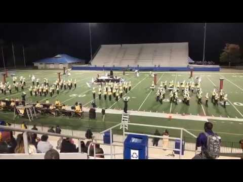 Sprayberry High School Band of Gold 10/30/2017