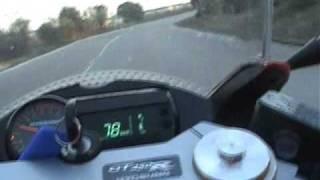 Hyosung GT 250 R. Prueba Portalmotos.com