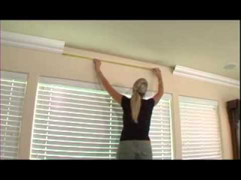Foam Crown Molding Makes It Easy Youtube