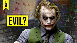 The Philosophy of The Joker – Wisecrack Edition