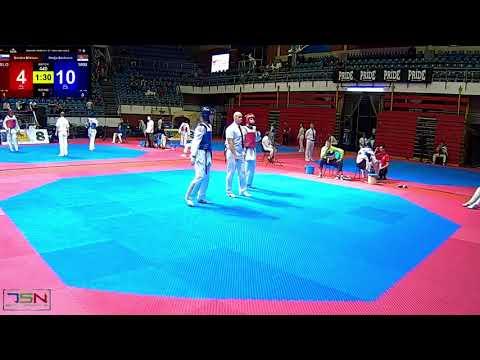 440  Nadja Savkovic, SRB vs  Sandra Milosavljevic, SLO 12 8