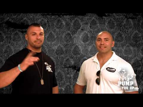 Human Evolution Supplements Interview with Heinz Senior IFBB Pro