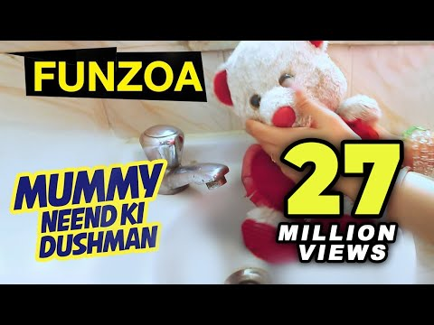 Mummy Neend Ki Dushman- Mimi Teddy Ft. Super Prabhjee | Funny Hindi Song For Friends | Funzoa
