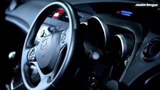 New Honda Civic review 2012