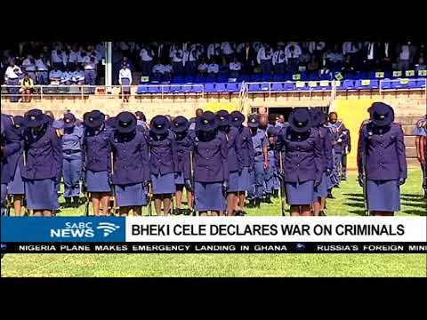 Dr Chris de Kok reacts to Cele's warning to criminals