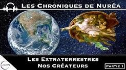 « Les Extraterrestres Nos Créateurs » de Colin Chabot (Partie 1) - NURÉA TV