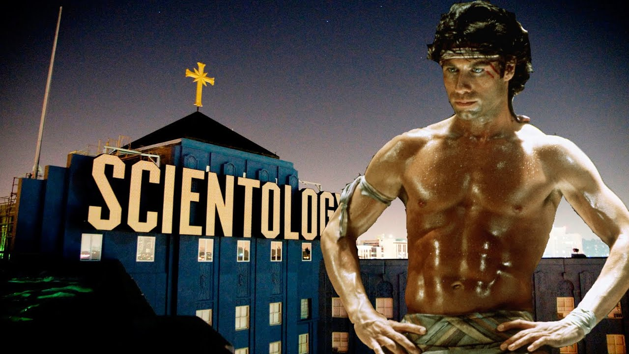 Scientology homosexuality