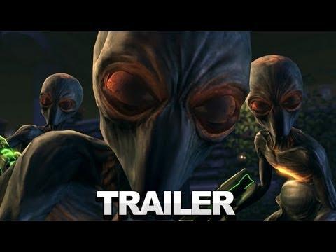 XCOM: Enemy Unknown Trailer - E3 2012