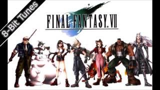 8-Bit   Final Fantasy 7 - Mog's House