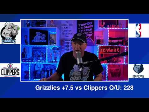 Memphis Grizzlies vs Los Angeles Clippers 2/25/21 Free NBA Pick and Prediction NBA Betting Tips