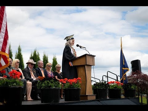 Graduation Speech by Riley Nuss, 2019 Scappoose High School ASB President