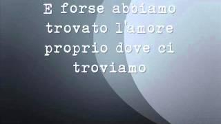 Baixar Ed Sheeran - Thinking Out Loud [Traduzione Italiana]