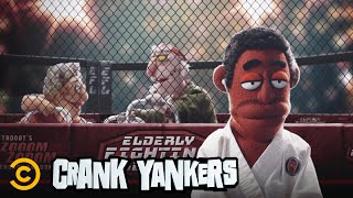 "David Alan Grier Prank Calls a Nursing Home as Landalious ""The Truth"" Truefeld - Crank Yankers"