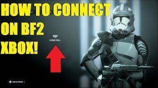 Star Wars Battlefront 2 - How to connect to BF2 on XBOX! | Boba Fett Carried droids on Theed!