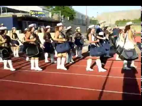EL Paso Texas  Coronado High School  Marching Band 2017