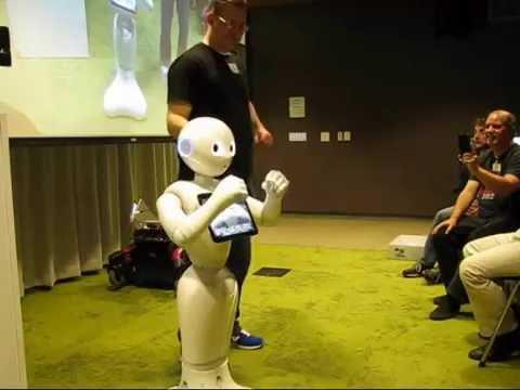 Home Brew Robotics Club Meeting - Apr 2016 - Talk