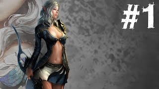 ArcheAge Gameplay Walkthrough Part 1 Let