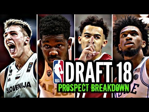 2018 NBA Draft Prospect Breakdown Part I: Bagley * Doncic * Ayton