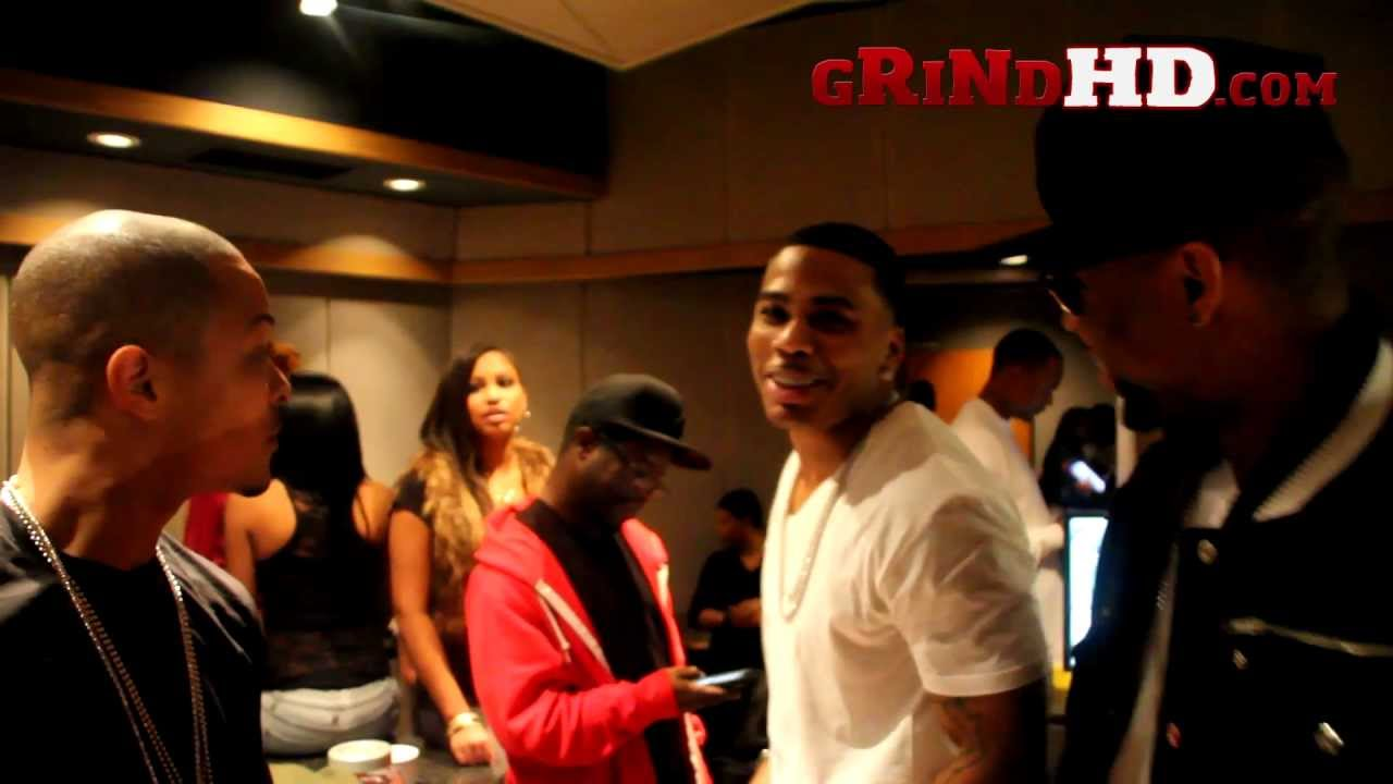 GrindHD.com - Nelly Ft. T.I. & 2 Chainz - Country Ass Nigga (Behind The Scenes)