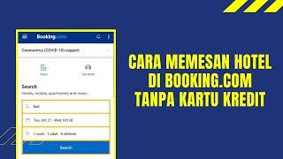 Cara Memesan Hotel Di Booking.com Tanpa Kartu Kredit screenshot 3