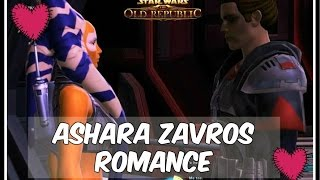 Ashara Zavros Romance - Sith Inquisitor (Dark Side)