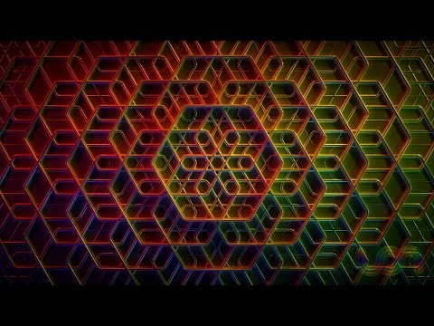 UON VISUALS 2017 PSYCHEDELIC MIX
