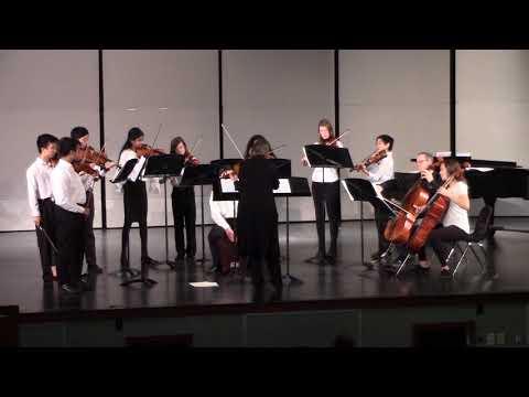 All City Suzuki Play-In 2018, Walnut Hills High School, Cincinnati