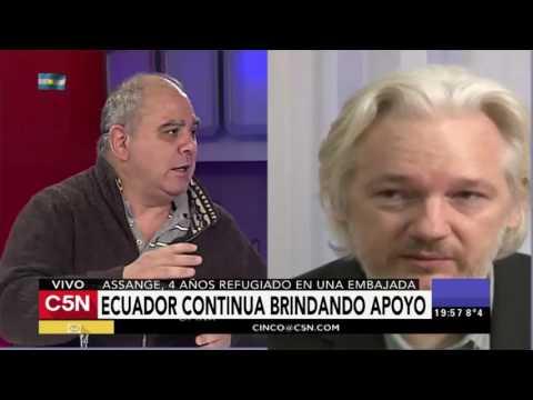 C5N - El Diario: El analisis internacional con Santiago Odonnell