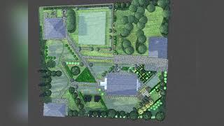 Создание уникального ландшафтного дизайна участка в Рузе