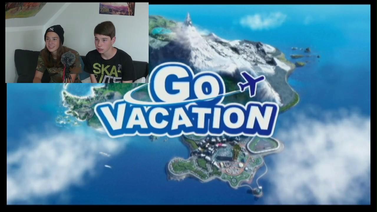 Vacation Auf Deutsch