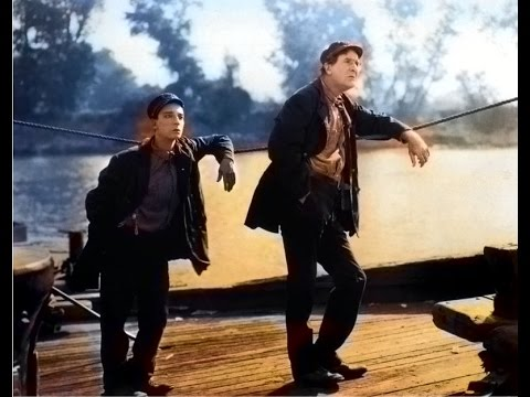 Steamboat Bill, Jr  (Buster Keaton) - 1928 - 720p - full movie in HD