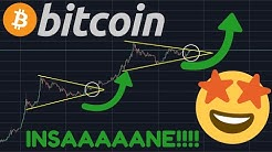 WOOW!!!!!! BITCOIN MEGA BULL RUN WILL START WHEN THIS PATTERN BREAKS OUT!!!!!!!