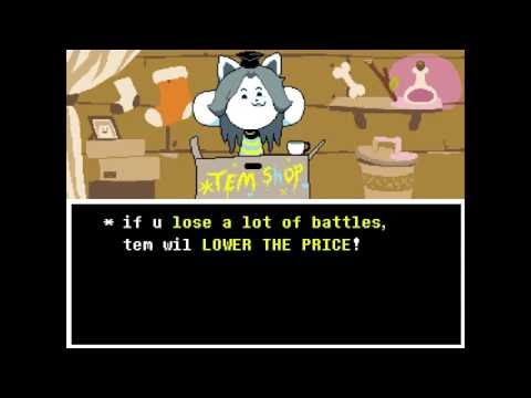 [Undertale + Voice Acting] TEMMIE!!!!!!
