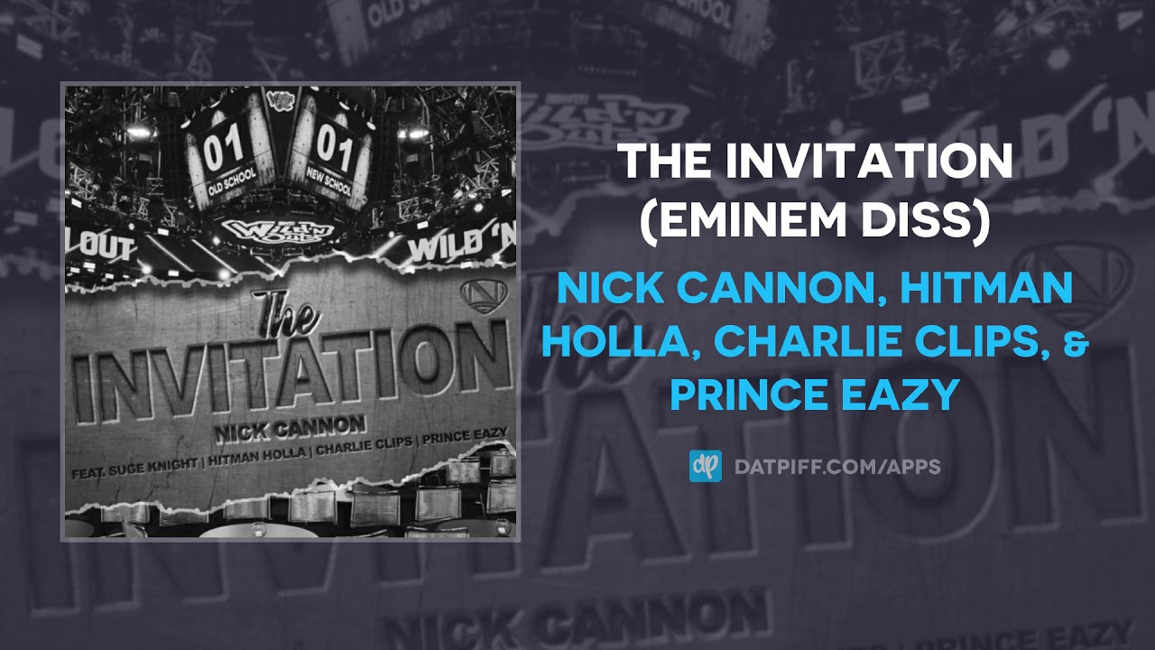 "Nick Cannon Responds to Eminem With New Diss Record ""The ..."